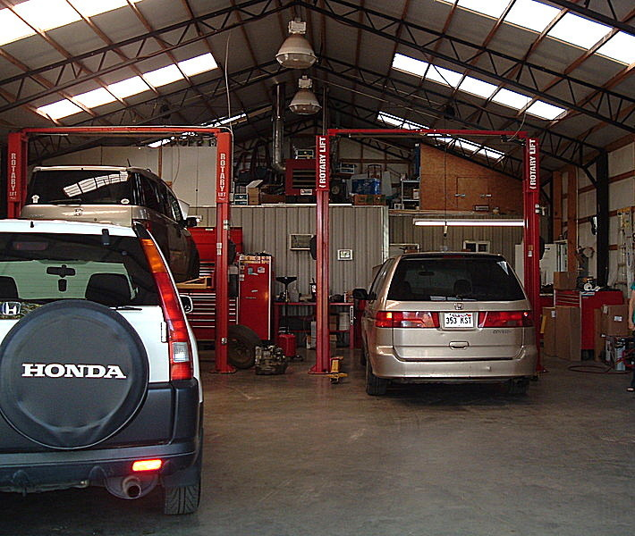 THE HONDASHOP, ASIAN AUTO REPAIR AND SERVICE SPECIALIZING